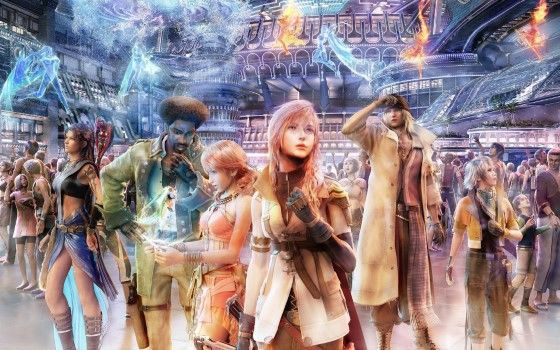 Wallpaper Final Fantasy Desktop16 Eaf92