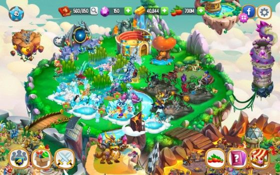 Dragon City Mod Apk 2d783