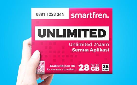 Paket Smartfren Unlimited 0bbc7