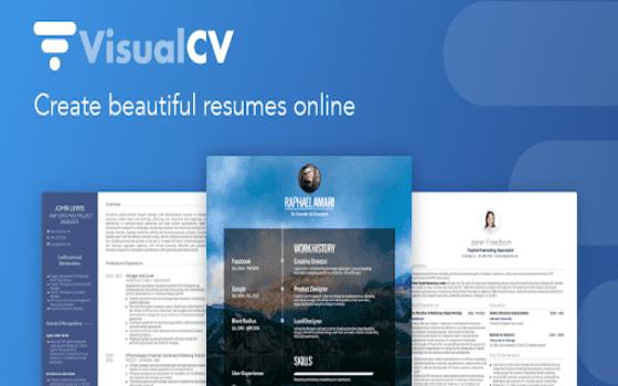 Situs Bikin Cv Online Visual Cv 21411