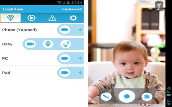 Aplikasi Trackview A6260