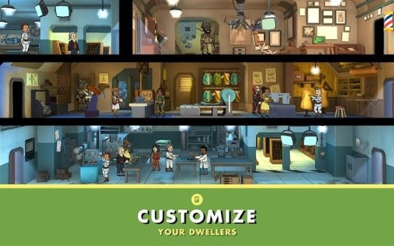 Download Fallout Shelter MOD APK 705b4