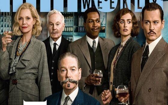 Film Bertema Impostor Mirip Among Us Murder On The Orient Express 6cbaf
