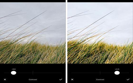 Cara Edit Foto Aesthetic Di Vsco Contrast 1e2a2