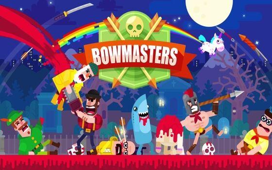 Game Offline Mod Bowmaster E03e1