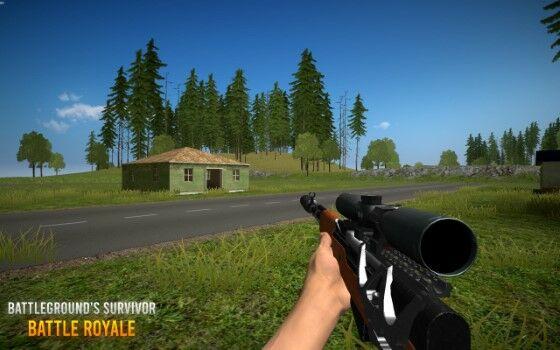 Game Mirip Pubg Offline 9f970