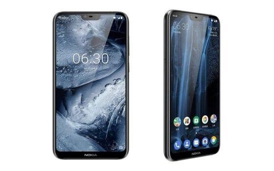 Hp Nfc Murah Nokia 6 1 Plus 4033a