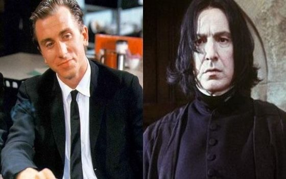 Aktor Yang Hampir Mendapatkan Peran Utama Di Film Harry Potter Tim Roth 972aa