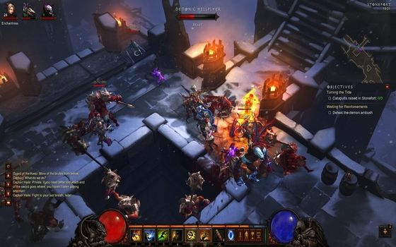Game Rpg Offline Pc Diablo 3 D2d60