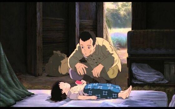 Kematian Tokoh Utama Yang Menyedihkan Setsuko Dan Seita Dde01