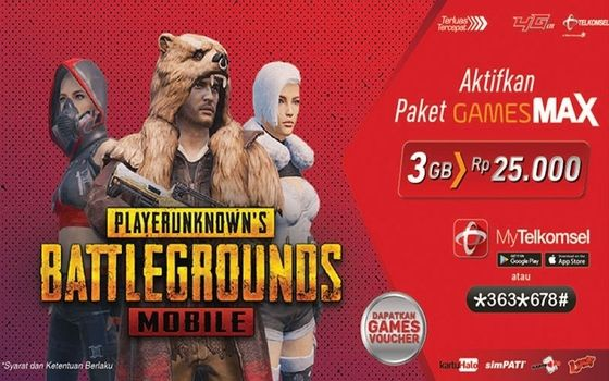 Kuota Multimedia Telkomsel Gamesmax 31f1a