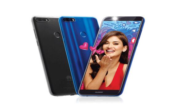HP Huawei 1 Jutaan Y7 Pro D158c