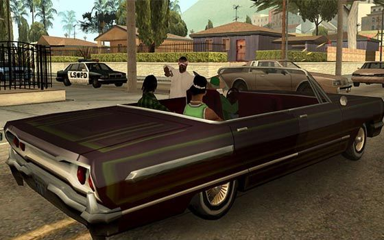 Cheat Gta San Andreas 17615