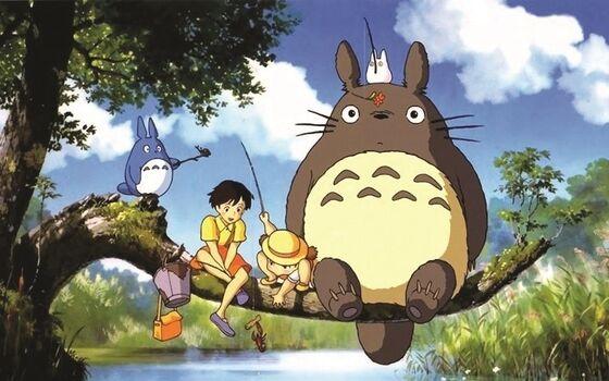 Teori Mengerikan Dibalik Film Studio Ghibli My Neighbour Totoro 76c32