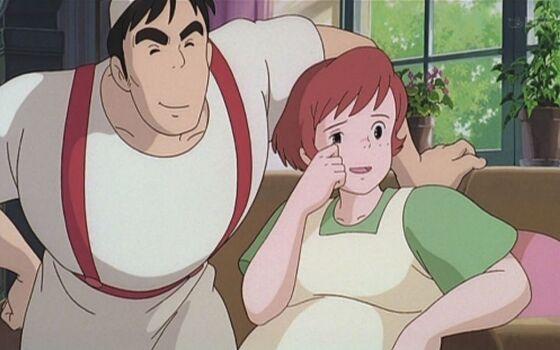 Teori Mengerikan Dibalik Film Studio Ghibli Ponyo Dan Sosuke Di Kiki S Delivery Service 920ce