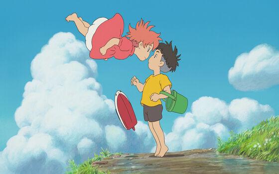 Teori Mengerikan Dibalik Film Studio Ghibli Ponyo F28c5