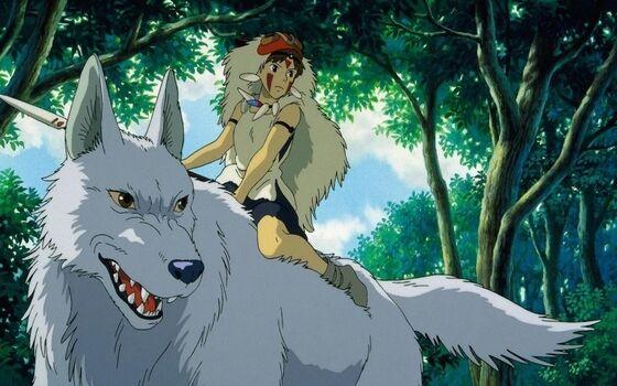 Teori Mengerikan Dibalik Film Studio Ghibli Princess Mononoke 00f50