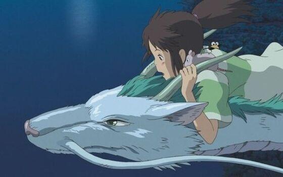 Teori Mengerikan Dibalik Film Studio Ghibli Studio Ghibli Curse 56fbf