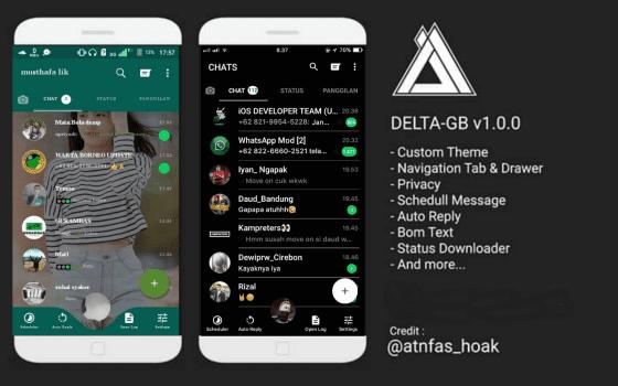 GBWhatsApp Delta 65ff2
