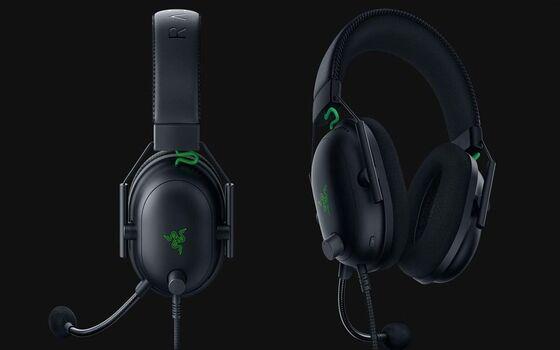 Headset Razer Blackshark V2 E65f6