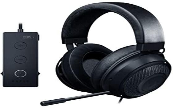 Headset Razer Kraken Tournament Edition C9e06