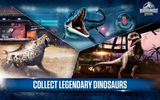 Download Jurassic World Mod Apk Unlimited Coins Money Food And Dna E8f65