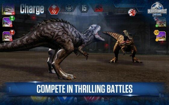 Jurassic World Mod Apk 3c5b9