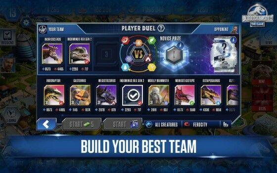 Jurassic World The Game Mod Apk 1e337