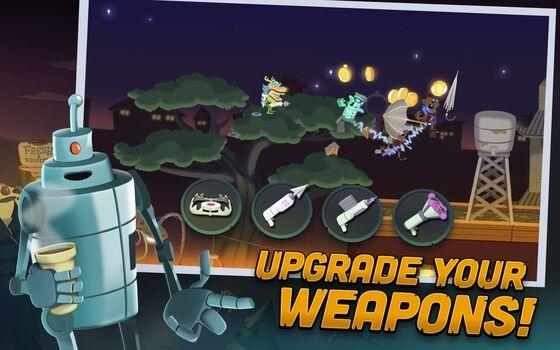 Download Zombie Catchers Mod Apk Unlock Semua Senjata Af18c