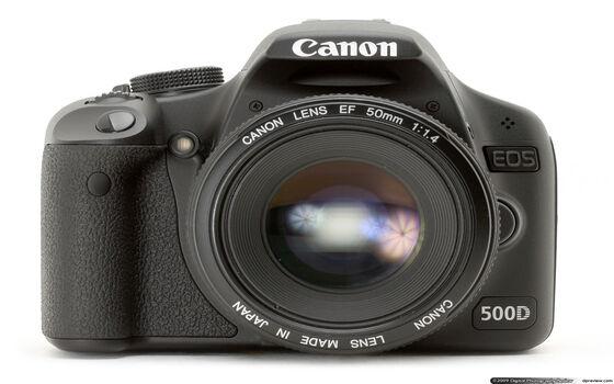 Kamera Canon Murah CANON EOS 500d 740f3