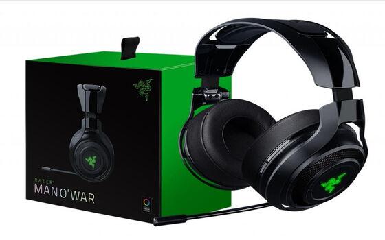Headset Razer Man O War Wireless 41f62