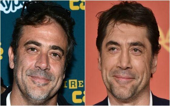 Aktor Yang Terlihat Seperti Saudara Kembar Jeffrey Dean Morgan Javier Bardem Ae4bc