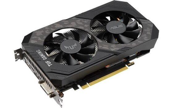 VGA Card Nvidia GTX 1650 Super Overclocked 4GB 5651a