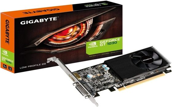 VGA Card Nvidia GeForce GT 1030 2 GB 978ad