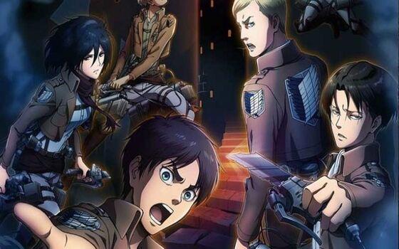 Game Attack On Titan Escape From Certain Death 1215a