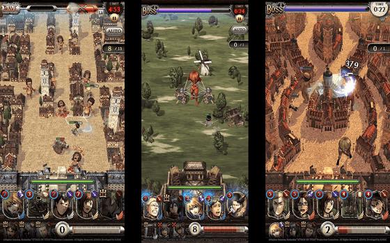 Game Attack On Titan Tactics A0f91