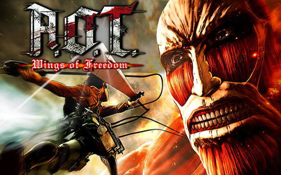 Game Attack On Titan Wings Of Freedom E3b8b