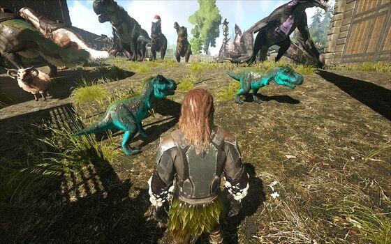 Download Ark Survival Evolved B8d47