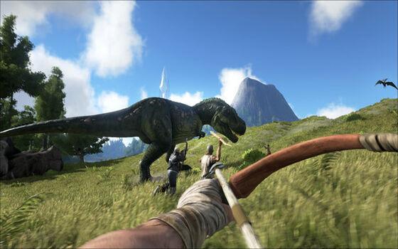Download Ark Survival Evolved Gameplay Yang Unik Dan Menantang 0a048