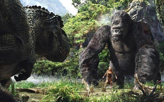 Film Hollywood Yang Lokasi Syutingnya Di Indonesia King Kong 11695