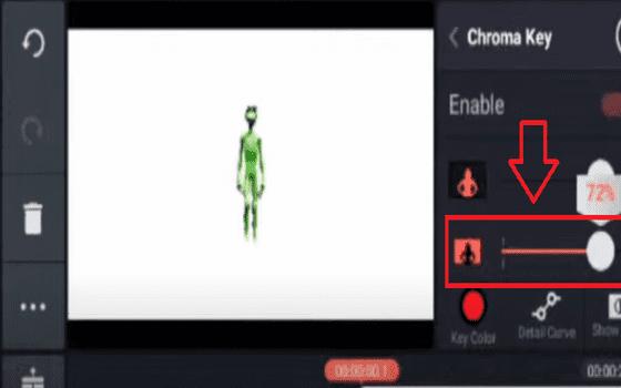Cara Menghilangkan Background Video Atur Transparansi A388e