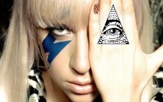 Fakta Mengejutkan Illuminati Lady Gaga 90c5e