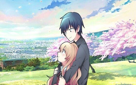 Gambar Anime Couple Keren Toradora 4c27a