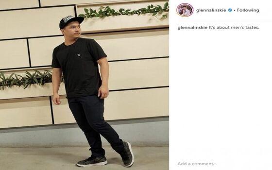 Artis Indonesia Yang Terciduk Pakai Barang KW Glen Alinskie Aa61b