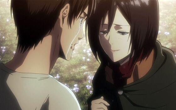 Gambar Anime Couple Romantis Eren 76cd8