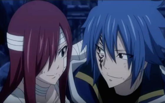Gambar Anime Couple Romantis Erza 66ec7
