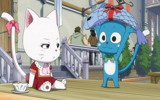 Gambar Anime Couple Sweet Happy B1244