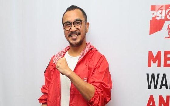 Artis Indonesia Yang Mau Jadi Presiden Giring Ganesha 61d78