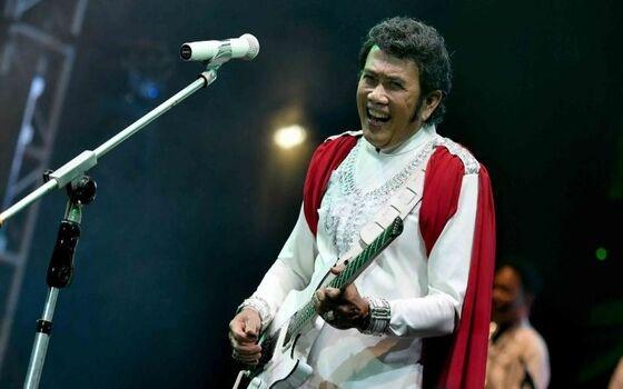 Artis Indonesia Yang Mau Jadi Presiden Rhoma Irama 922cf