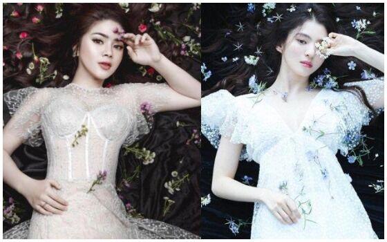 Artis Indonesia Yang Tiru Gaya Artis Korea Felicya Angelista Cf090